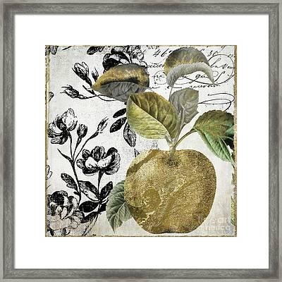 Fruit Shimmer Iv Framed Print