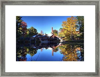 Frye's Measure Mill Framed Print