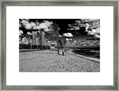 Ft Lauderdale  Framed Print