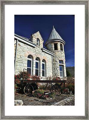 Ft. Payne Rr Station Framed Print