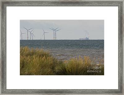 Fuel Framed Print by Kathryn Bell