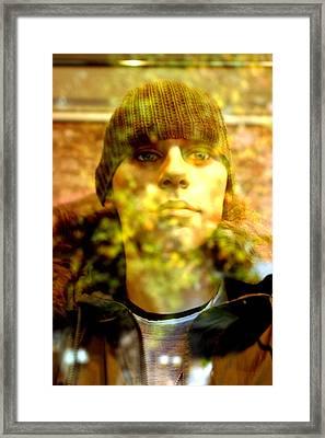 Fugg Framed Print by Jez C Self