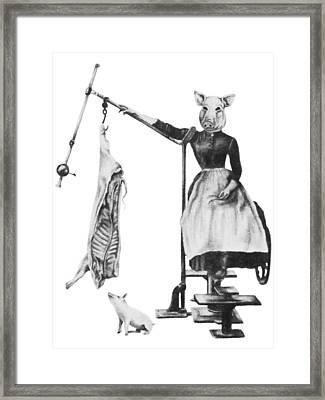 Full Circle Framed Print by Phil Spaulding