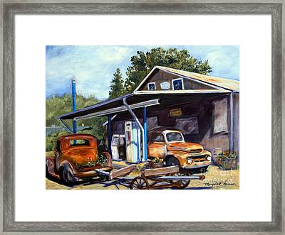 Full Service Framed Print