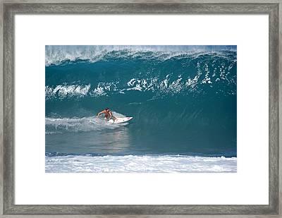 Full Tilt Boogie Framed Print by Kevin Smith