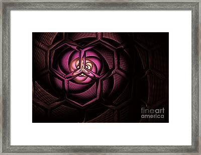 Fullerene Framed Print by John Edwards