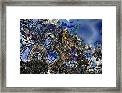Fun At The Mandalay Framed Print by Brenton Cooper