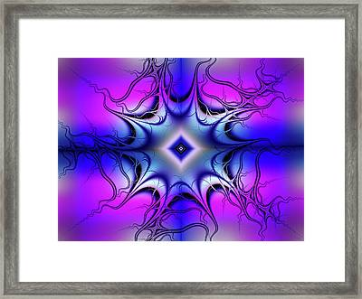 Fun Colors Framed Print
