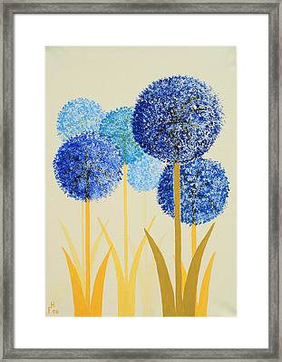Fun Colours  2 Framed Print