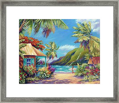 Fun Day Ahead Framed Print by John Clark
