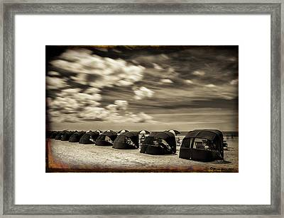 Fun In The Sun Framed Print by Marvin Spates