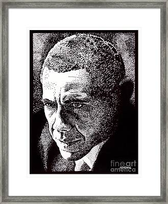 Fundamental Change Framed Print by Joseph Juvenal