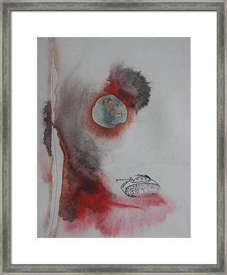 Fundamentalism Framed Print