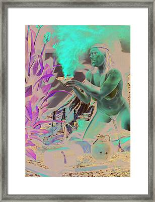 Funeral For A Friend Framed Print