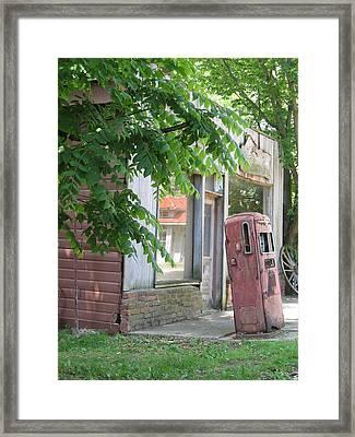Funk's Grove I Framed Print