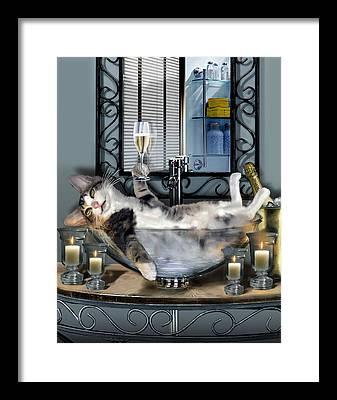 Digital Framed Prints