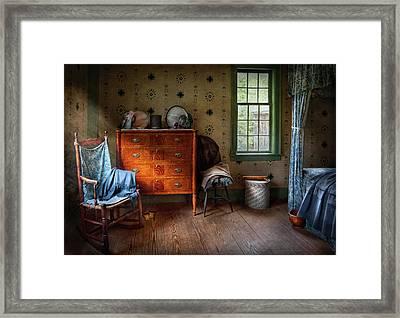 Furniture - Chair - American Classic Framed Print
