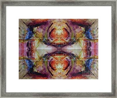 Fusion Framed Print