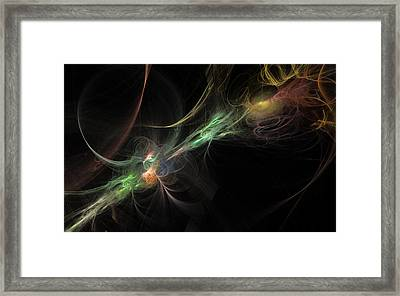 Fusion Two Framed Print