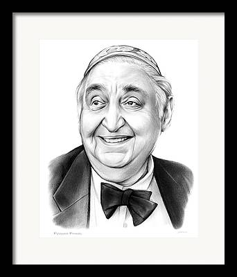 Lawyer Drawings Framed Prints