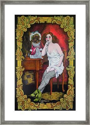 Gabriela Y Gabriela Framed Print