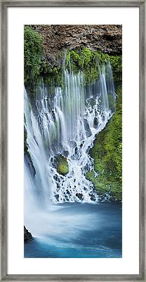 Gaia's Veil Framed Print by Sun Gallery Photography Lewis Carlyle
