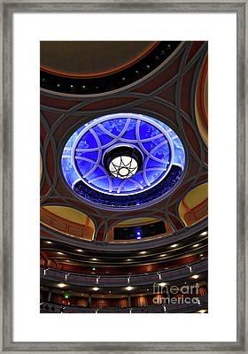 Gaillard Center, Charleston Framed Print