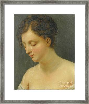 Galatea Framed Print by Celestial Images