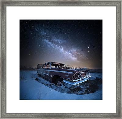 Galaxie 500 Framed Print