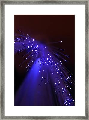 Galaxy Framed Print