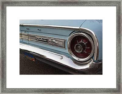 Galaxy Xl 500 Framed Print