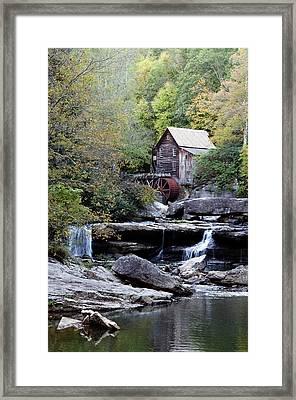 Galde Creek 2 Framed Print by Ann Bridges