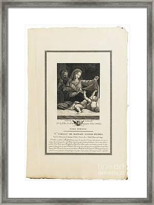 Galerie Du Palais Royal Framed Print by MotionAge Designs