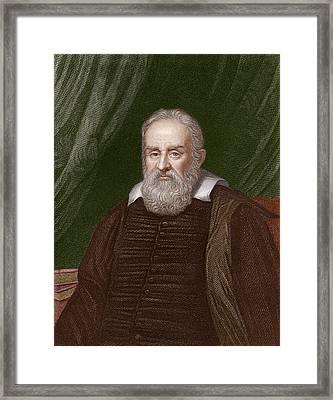 Galileo Framed Print by Sheila Terry