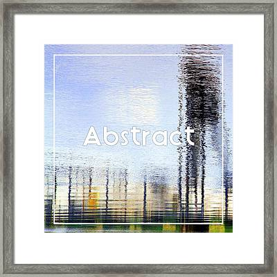Gallery Icon Framed Print