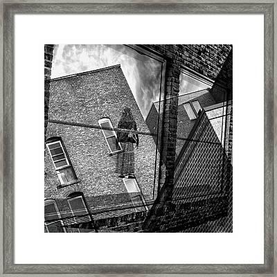 Gallery Noir Framed Print
