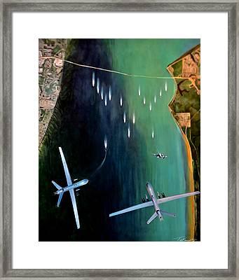 Gangplank Framed Print