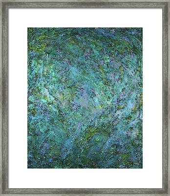 Ganymede Framed Print by Pamela Rys