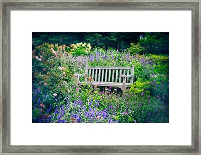 Garden Gifts II Framed Print by Jessica Jenney