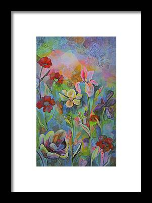 Daffodils Framed Prints