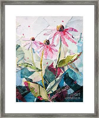 Garden Party Framed Print