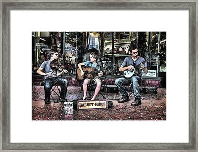 Garnet Ridge Ramblers Framed Print