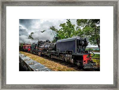 Garratt No.87 Framed Print by Adrian Evans