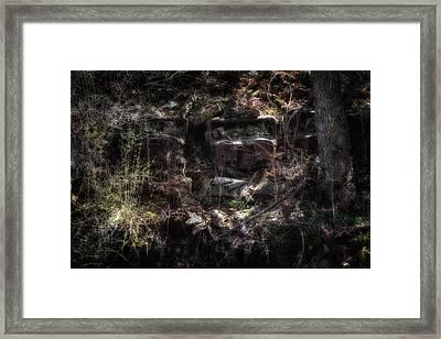 Garvin Creek Cars #2 Framed Print
