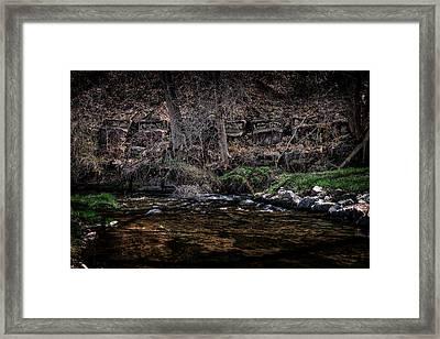 Garvin Creek Cars #1 Framed Print