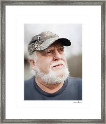 Gary Framed Print