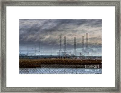 Gas Powered II Framed Print by Richard Thomas