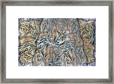 Gaskets In Space Framed Print
