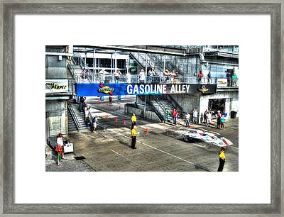 Gasoline Alley 2015 Framed Print
