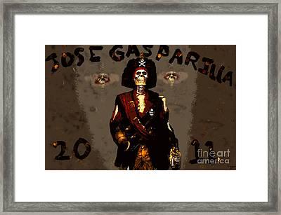Gasparilla 2011 Framed Print by David Lee Thompson